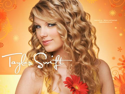 Taylor Pretty 바탕화면
