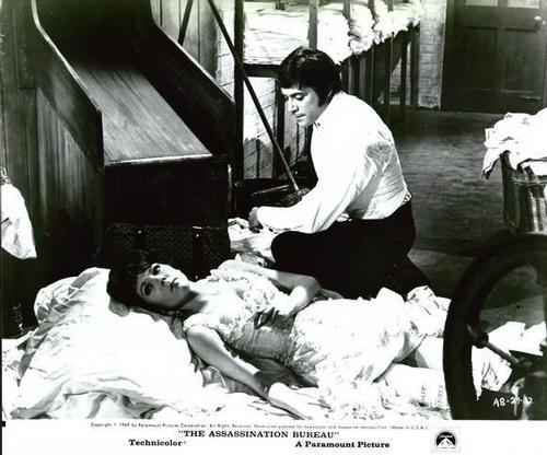 The Assassination Bureau (publicity still)