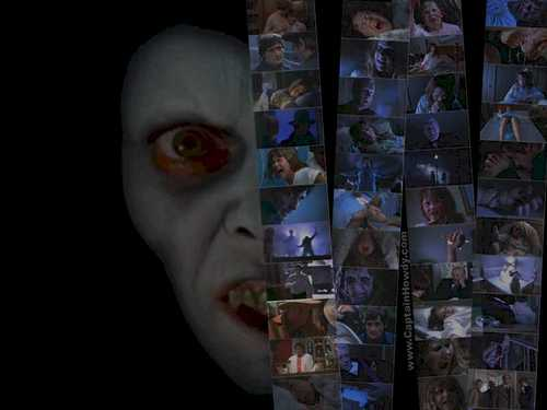 The Exorcist Hintergrund entitled The Exorcist film strips