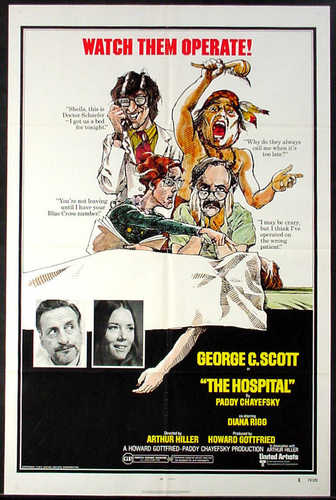 The Hospital (poster)