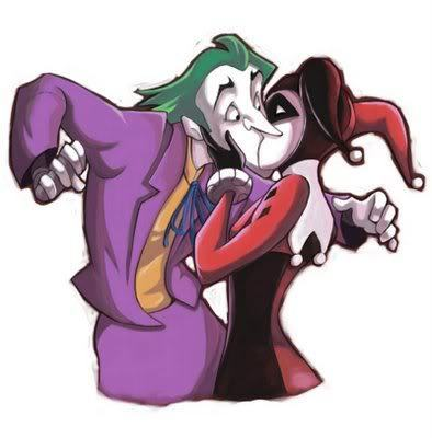 The Joker and Harley!