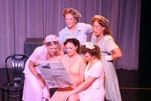 The Notebook Musical (Backbox Staged Reading)