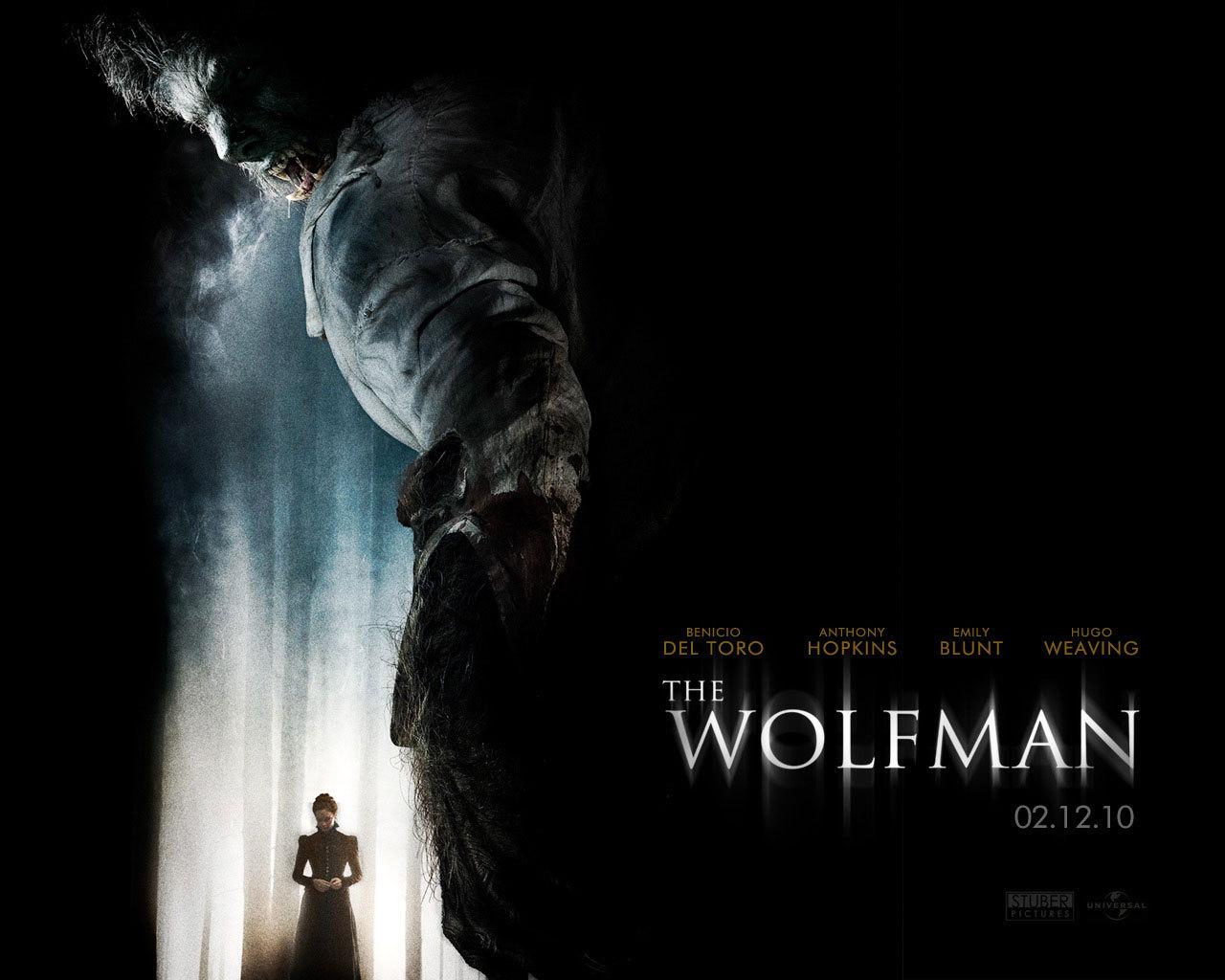 the wolfman 2010 upcoming movies wallpaper 9873376
