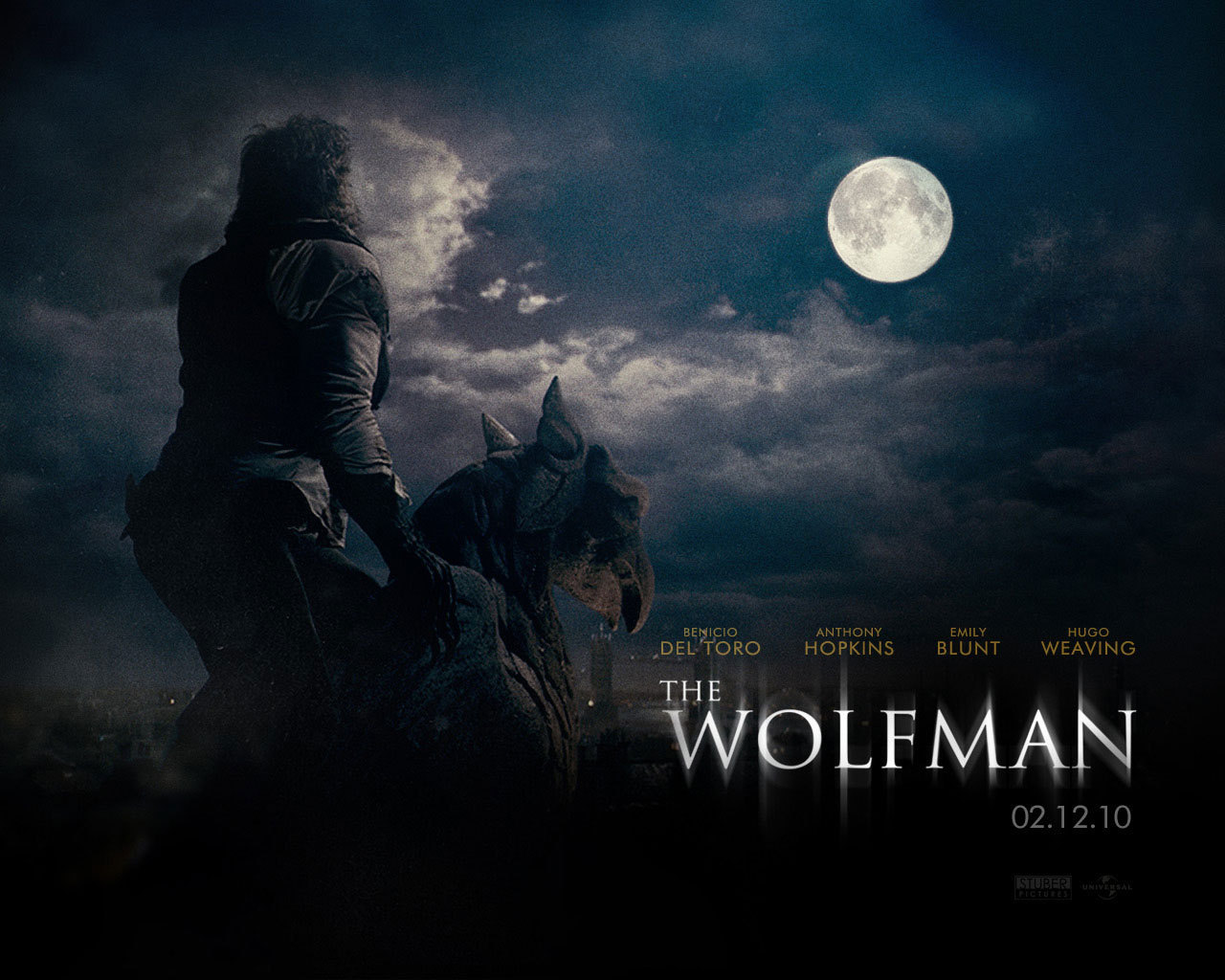 upcoming movies images the wolfman 2010 hd wallpaper and