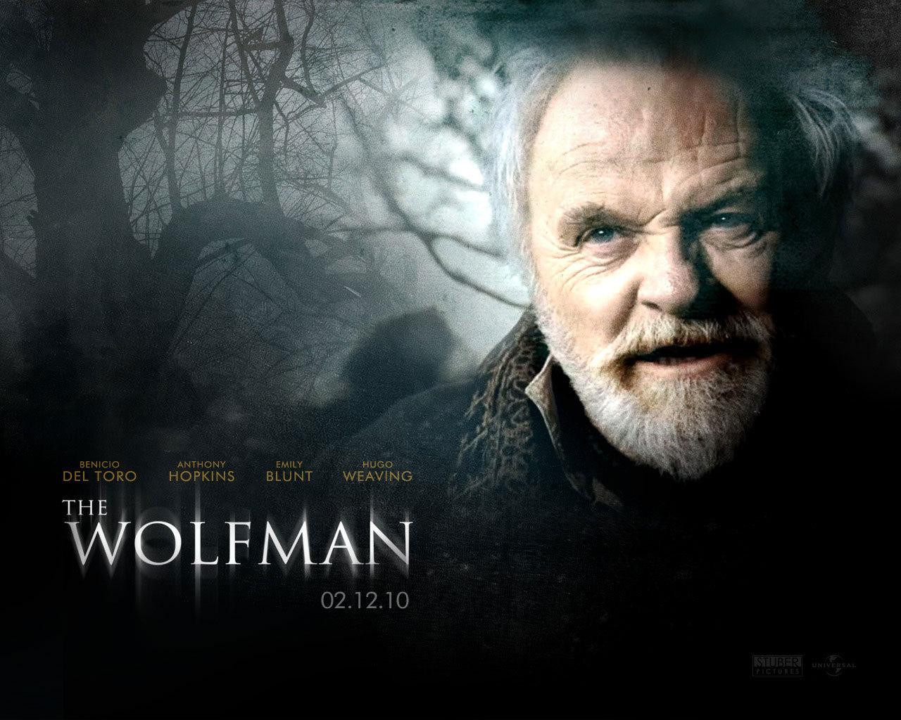 the wolfman 2010 upcoming movies wallpaper 9873393