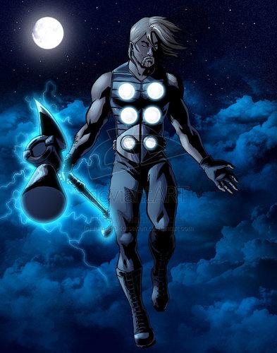 Thor fond d'écran entitled Thor