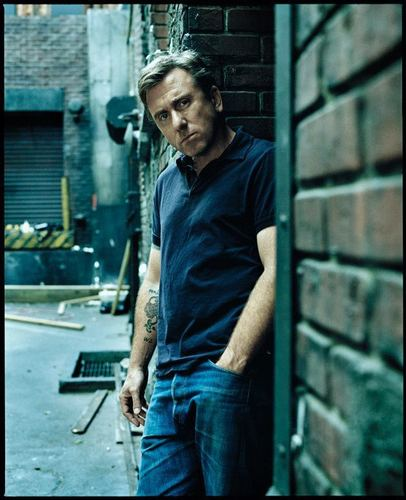 Tim Roth Inked Interview Pictures