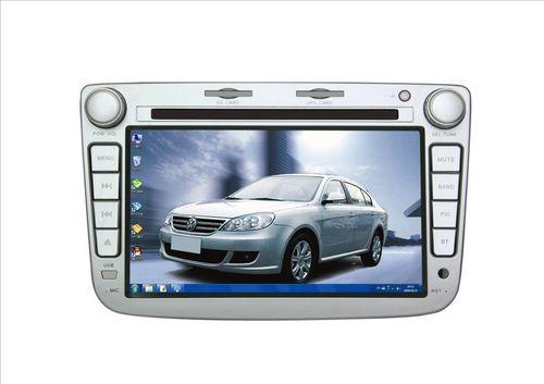 Volkswagen LAVIDA Car PC /Car DVD Player GPS navigation touch In-dash sty,steering wheel