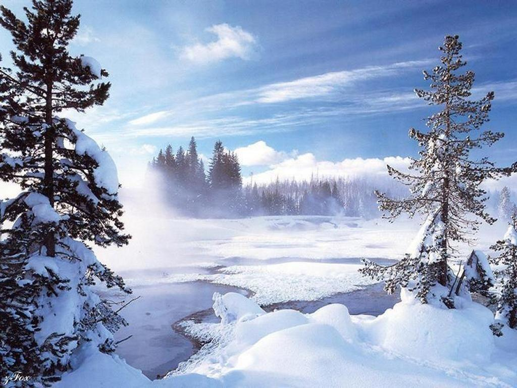 Winter - Nature's Seasons Wallpaper (9857467) - Fanpop
