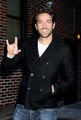 Zachary Levi @ The Late Show with David Letterman (05/01/10)