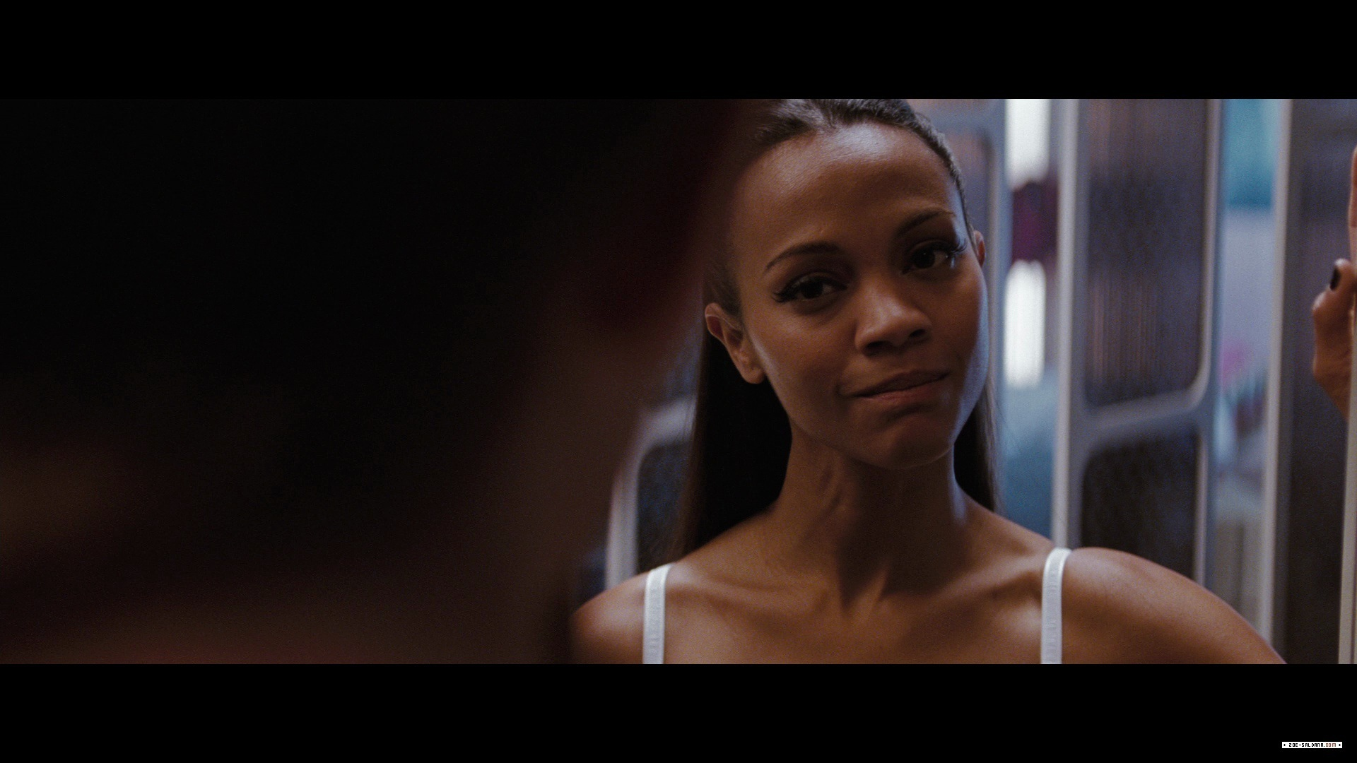 Zoe Saldana Star Trek Sex 92