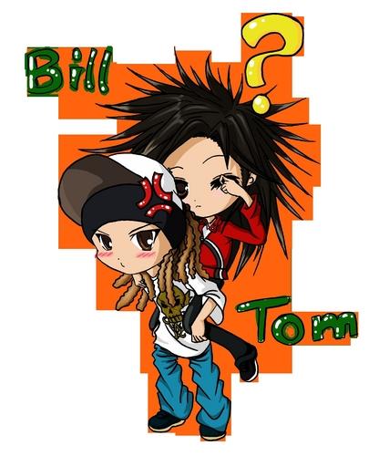 bill♥tom