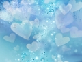 love - blue love wallpaper