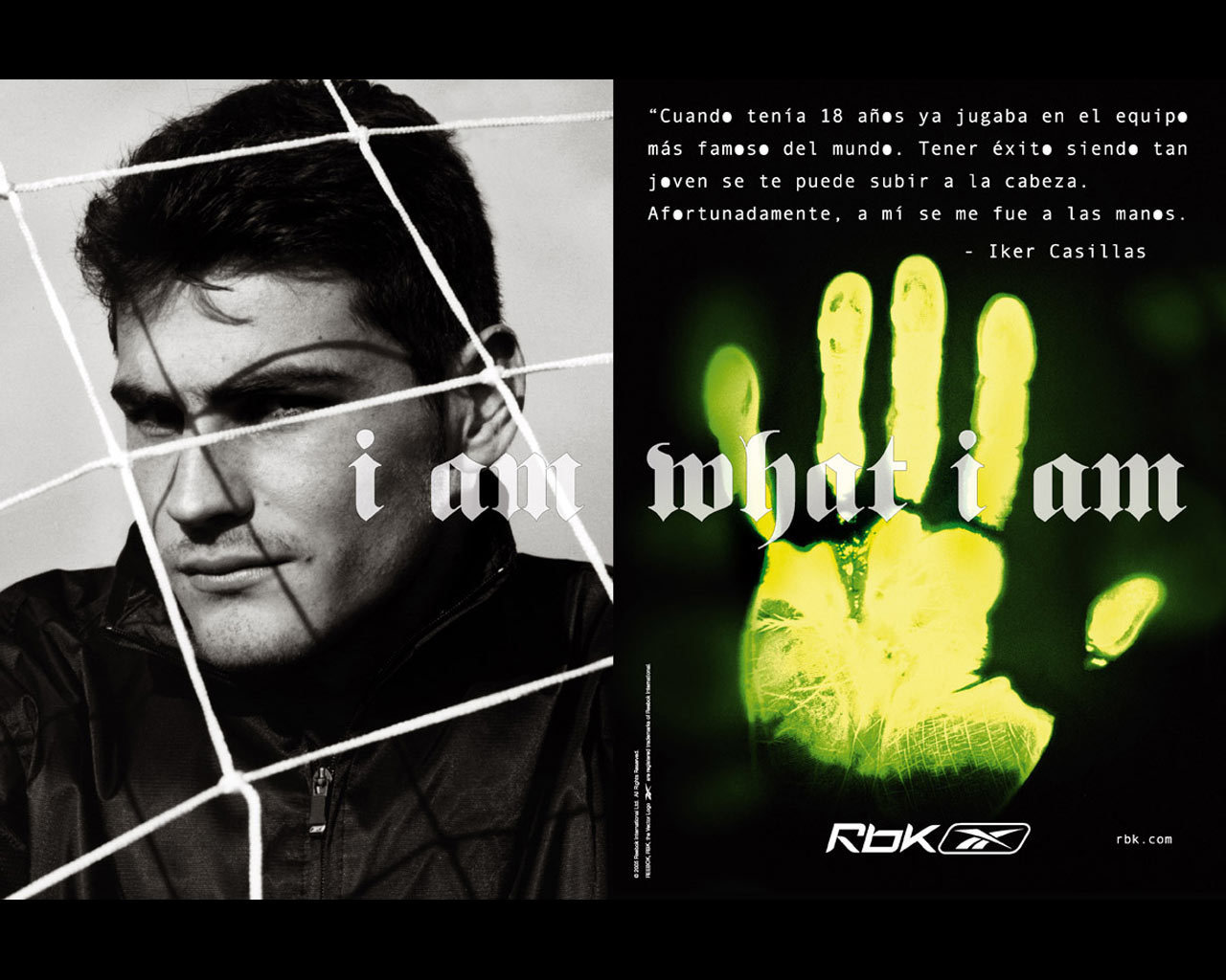 Iker Casillas - Wallpaper Colection