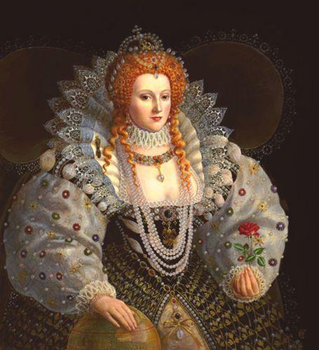 Hoàng đế và Hoàng hậu hình nền titled Queen elizabeth 1