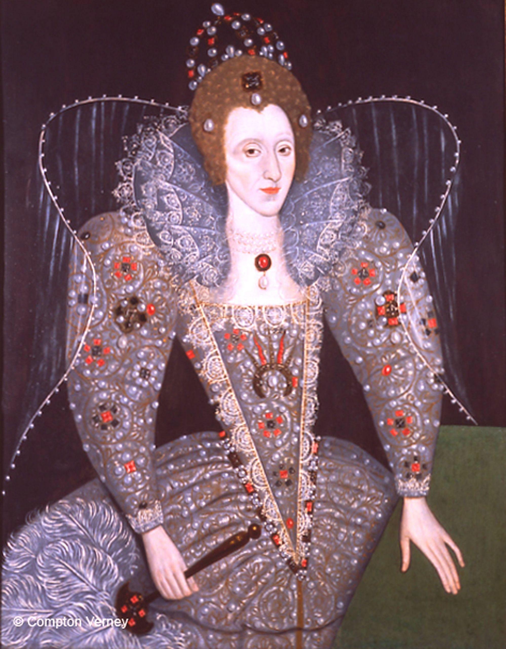 কুইন elizabeth 1