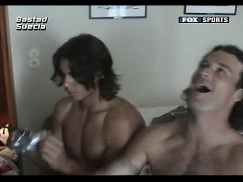 rafa and carlos naked - rafael-nadal Photo