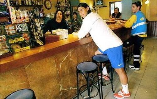 rafa the bar