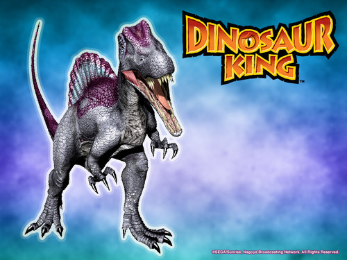 spini - dinosaur-king Wallpaper