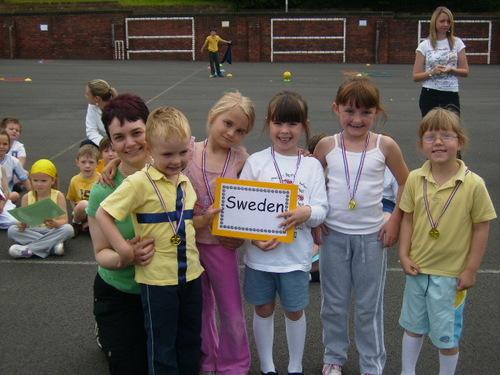 sweden children