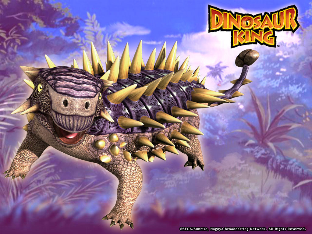 Tank dinosaur king wallpaper 9843170 fanpop - Dinausaure king ...