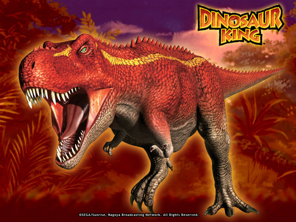 Dinosaur King Images Chomp In Real Life Wallpaper And Background Photos