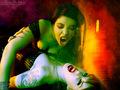 vampire art wallpapers by artist Avelina De Moray