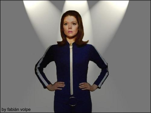 wallemmalight001 (Emma Peel wallpaper)