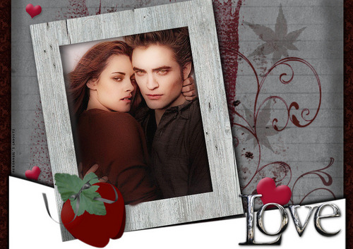 ஐ Edward & Bella ஐ