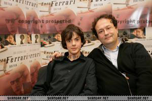 """Ferrari"" Premiere"