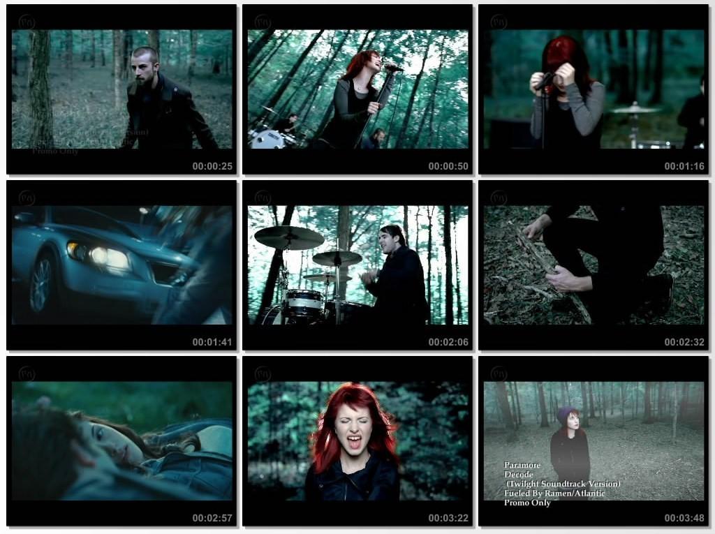 .Paramore - Decode