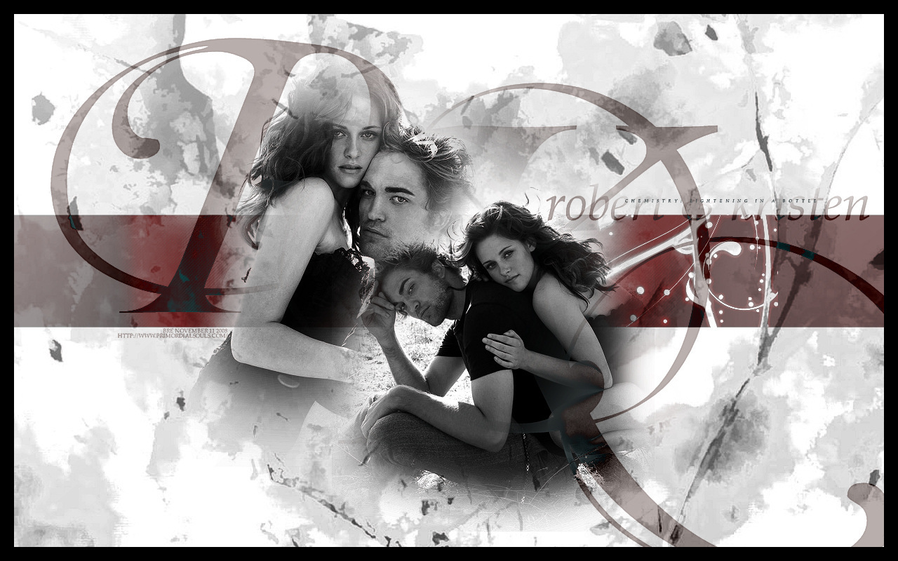 ஐ Rob & Kristen ஐ - twilight-series wallpaper