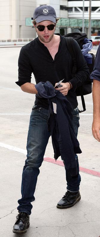 Robert Pattinson - Long, Lean and Adorkably Wonky!