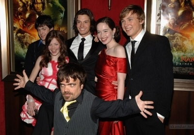 """""""The Chronicles of Narnia: Prince Caspian"""" New York Premiere"""