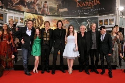 """""""The Chronicles of Narnia: Prince Caspian"""" Paris Premiere"""