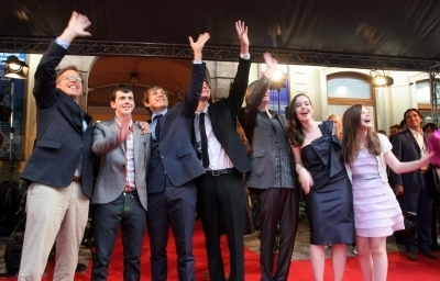 """The Chronicles of Narnia: Prince Caspian"" Prague Premiere"