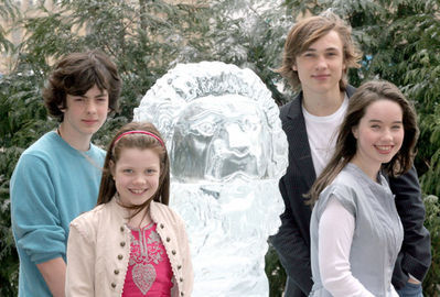 """""""The Lion, the Witch and the Wardrobe"""" DVD Launch"""