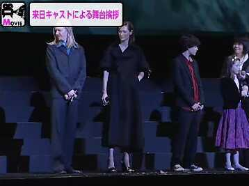 """""""The Lion, the Witch and the Wardrobe"""" Japan Premiere Screencaps"""