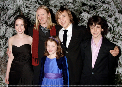 """""""The Lion, the Witch and the Wardrobe"""" Лондон Premiere - High Quality"""