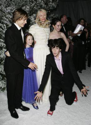 """""""The Lion, the Witch and the Wardrobe"""" London Premiere"""