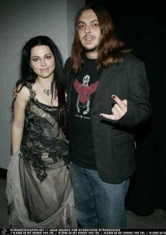 2005 Grammy's-Backstage