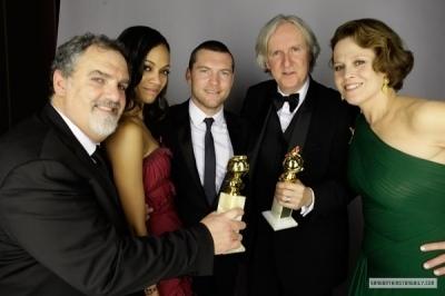 2010 Golden Globe Portraits