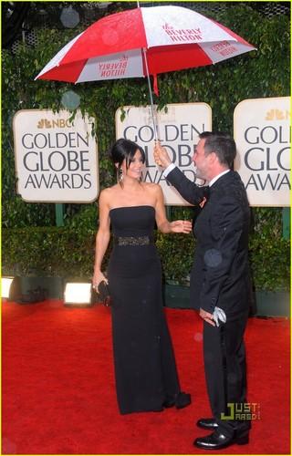 2010 Golden Globes Red Carpet