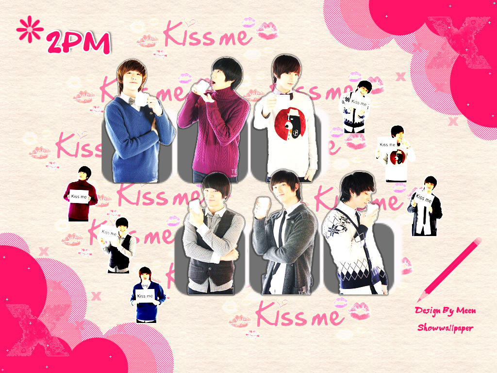 2pm  2pm Wallpaper 9907174  Fanpop