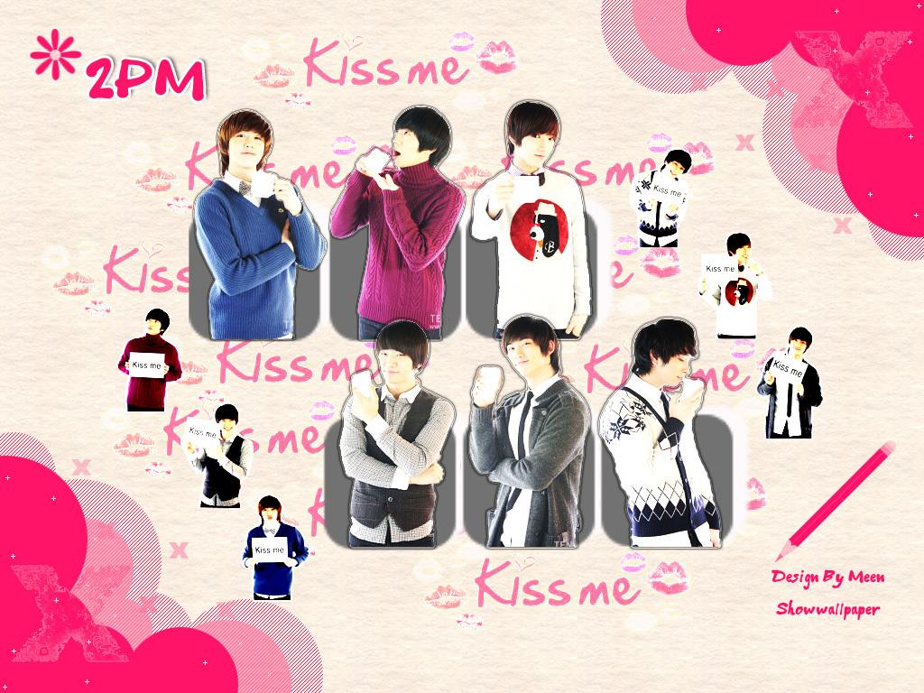 2pm  2pm Wallpaper 9907174  Fanpop