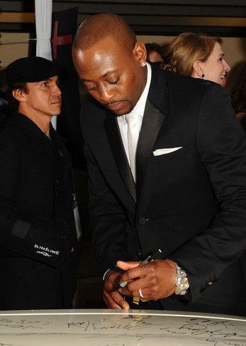 67th Golden Globe Awards - Omar Epps