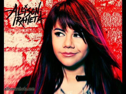 Allison Official achtergrond