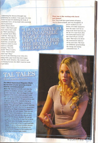 Alona Tal - Jo interview