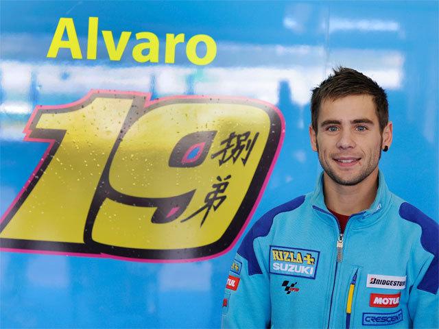 Alvaro Bautista Player of Moto Gp