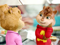 Alvin and Brittney - alvin-and-the-chipmunks-2 photo